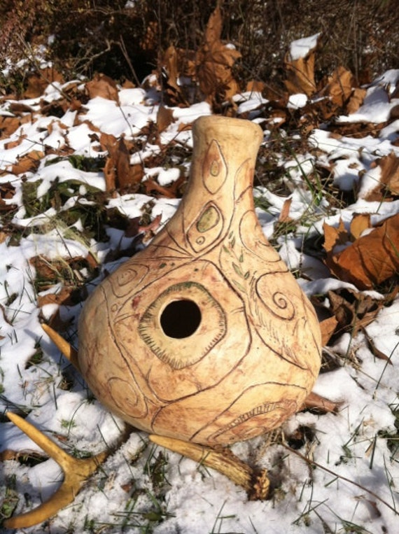 Song of the Soil.  Udu drum