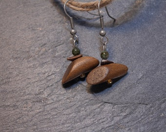 A Walk in the Woods earrings