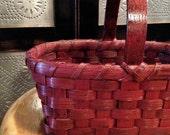 Little Red Gift Basket