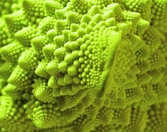 The Romanesco Cauliflower