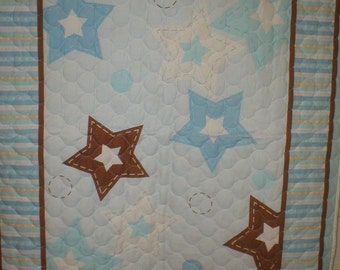 Reduced price crib quilt