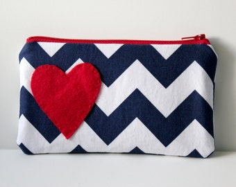 Heart of USA Pouch