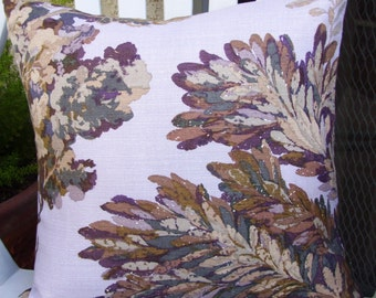 Lavender and Leaves