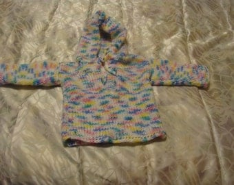 Pullover Baby Sweater~~~ Multi-Color