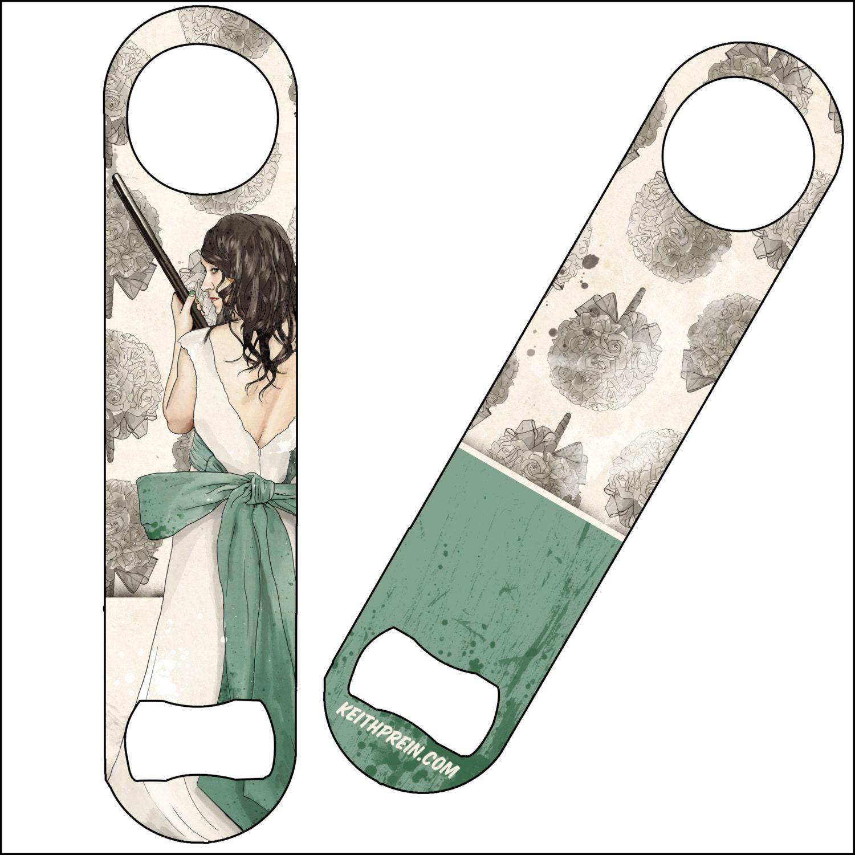 a shotgun kind of wedding bottle opener. Black Bedroom Furniture Sets. Home Design Ideas