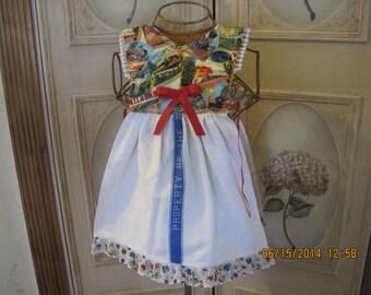 Kitchen Towel Train Dress