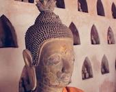 Buddhist art, yoga, thailand, buddha photography, print, philosophy, zen, theravada buddhism, colorful adventure, fine art photograph