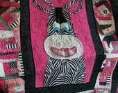 Sophia's Zebra