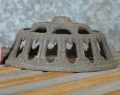 Cast Iron Lamp Part- Iron Art Supply