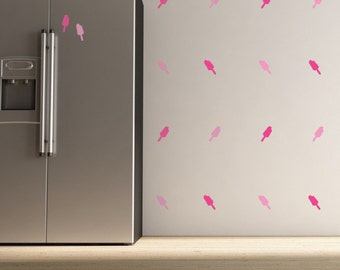 Popsicle Removable Wall Decals