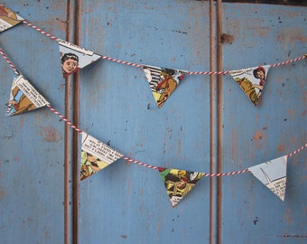 Paper Bunting. Patterns - Champion The Wonder Horse!