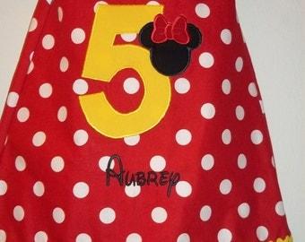 Miss Mouse  Jumper Dress