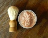 Mens Shave Gift Set / Handmade Soap Man Shaving Kit / Shaving Cream Soap / Groomsmen Gift Men's