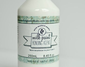 Miss Mustard Seed Milk Paint -   Miss Mustard Seed Milk Paint Bonding Agent 250 ml from Emily Rose Vintage