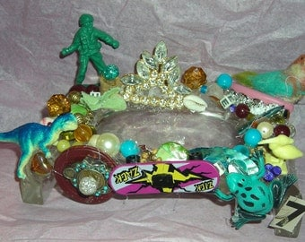 Strange and Weird Soap Dishes ....Altered Soap Dishes........Odd Bathroon Accessories