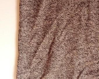 80s knit sweater skirt 1980s striped boho grunge free size Major Motion l xl plus size