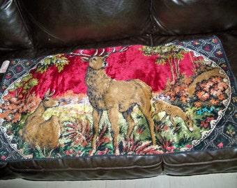 made in Italy   matt  carpet/ wall hanging nature scene