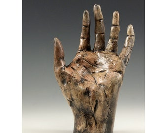 Jenny Mendes Sculpted Hand