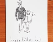 Happy Father's Day- Handmade Card