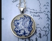 Dragon Age Grey Warden Pendant