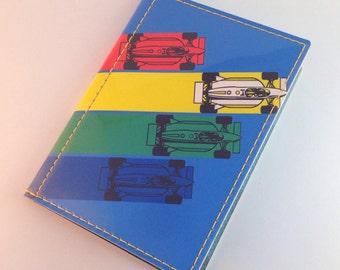 Clearance - Ultra Fast Vinyl Passport Case - Supersprint