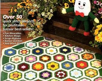 Bazaars   Crochet Scarf Pattern