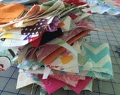 Small Designer fabric scrap- weight 10 oz.