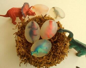 Dinosaur Eggs Soap, Dinosaur, Dinosaur Soap, Dinosaur Toy, Dinosaur birthday, Dinosaur Party, Paleontology