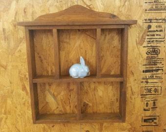 Items similar to mensola naturale mensole di legno for Mensole legno naturale