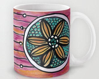 Dreamcatcher II // Coffee Mug