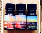 BEACH BUM- 5mL Perfume Oil