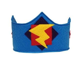 Superhero Crown