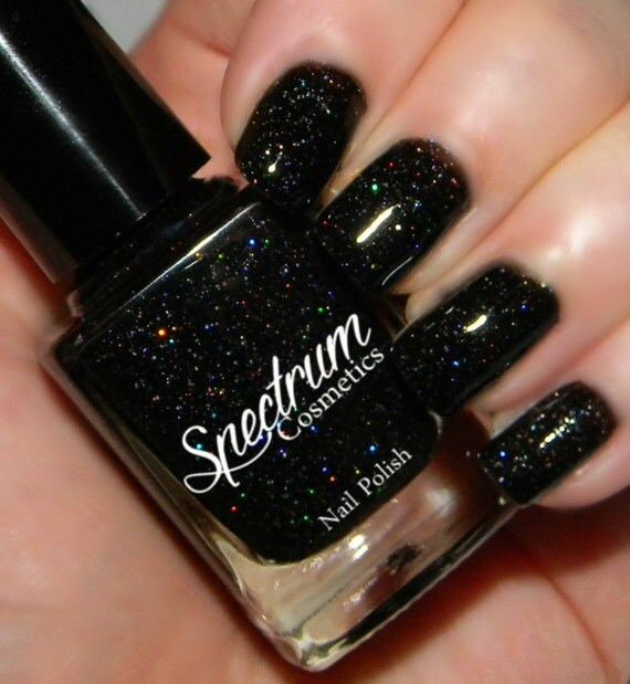 Dark Matter Nail Polish from Spectrum Cosmetics