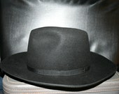 Borsalino Wide Brim Fedora Antica Casa Collection