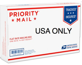 Priority Shipping Upgrade for USA