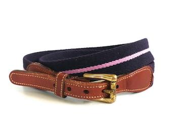Vintage Dooney and Bourke Belt // Size 30