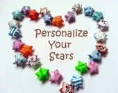 Personalize Your Lucky Stars
