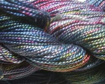 Hand Painted Perle Pearl Cotton #12 Painters Threads Tentakulum Germany-Kandinsky 102