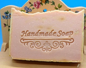 Handmade soap -- free delivery
