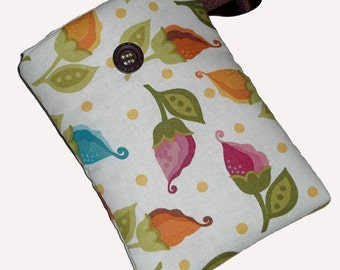 Pixie Leaf Mobile Cellphone Case Cover Pouch - Christmas Gift Idea