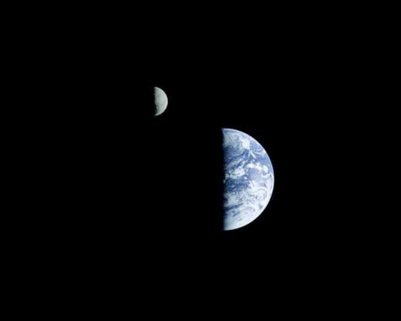 half moon astronomy - photo #24
