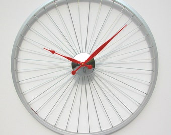 Bicycle Wheel Clock 24 inch