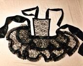 Hot Chick Aprons After Dark handmade lingerie apron