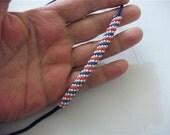 Barbar Pole Man Necklace