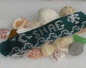 Shag Bracelet Beaded