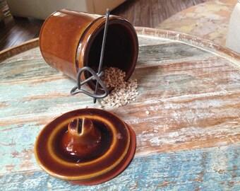 Barley Brown Bean Crock