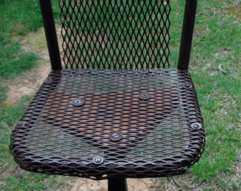 Drugstore Stool Base And Expanded Metal For Stool  ( 50  % DISCOUNTED APPLIED )