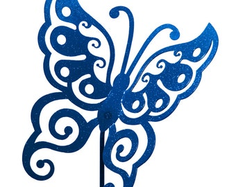 Hand Made Butterfly Yard Art *NEW*