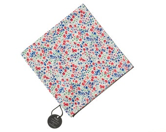 Pomp & Ceremony Pocket Square handkerchief Liberty of London Phoebe (G)