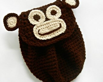 Monkey Backpack for Toddlers
